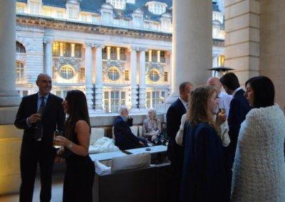 Colman Coyle at Hotel Café Royal