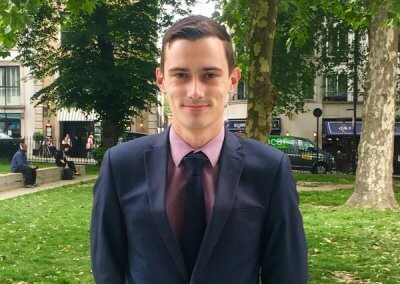 Louis Copland becomes our Business Development Coordinator