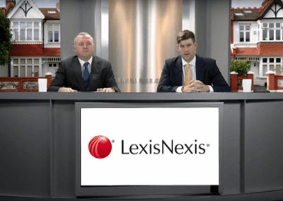 LexisNexis – training other law firms in the law