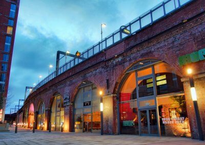 Guardians of the Arches secure Tenants Charter