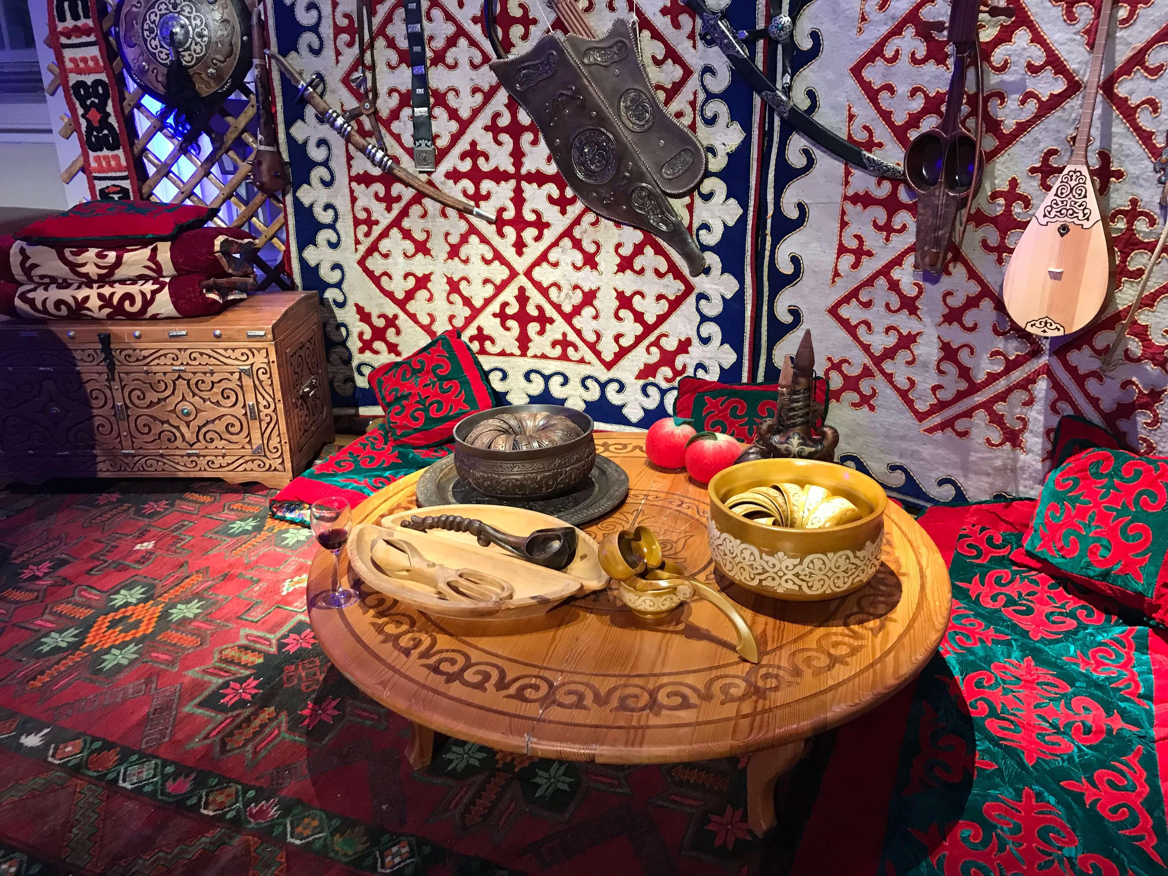 Kazakh Embassy reception 3