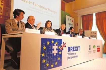 Ignacio Morillas-Paredes attends Brexit conference in Malaga