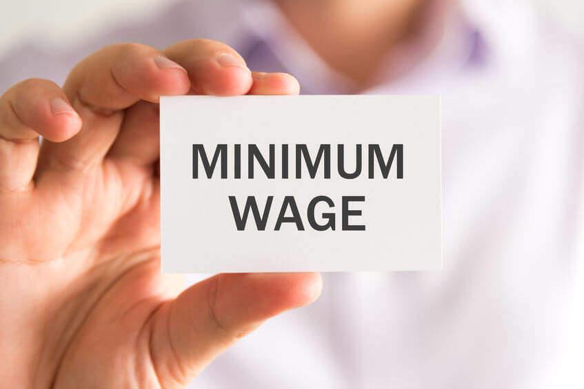 National Minimum Wage increases