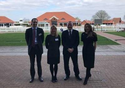 Successful conference for Michael Large at RICS Newmarket