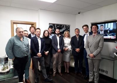 Trade Delegation Visit from Valencia