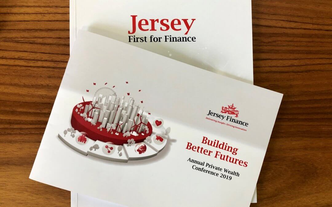 Patrick Green attends Jersey Finance Annual Private Wealth Conference