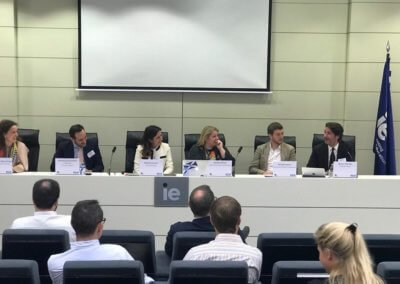 Ignacio Morillas-Paredes guest speaker at British Spanish Law Association Annual Conference in Madrid