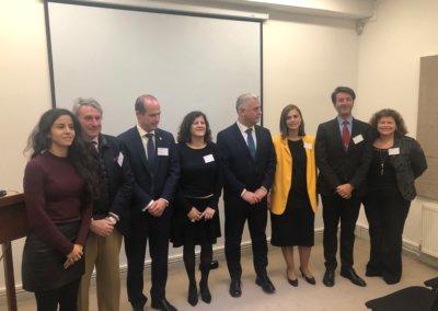 Successful conference for Ignacio Morillas-Paredes at Guadalajara Investment Forum in London