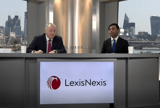 Michael Large presents LexisNexis webinar on commercial property law in 2019