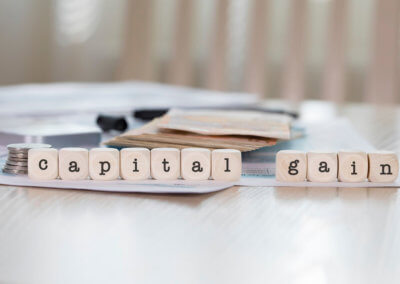 Capital Gains tax changes for residential property