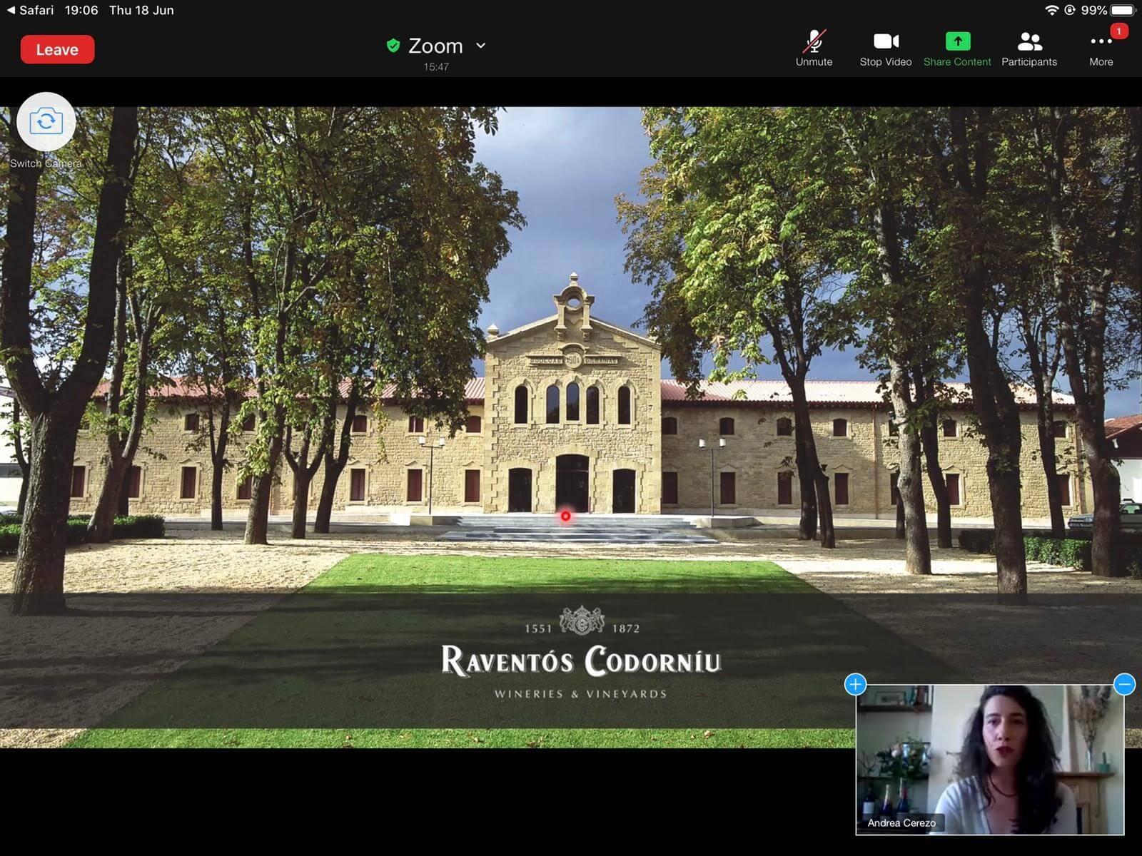 Virtual wine tasting 2