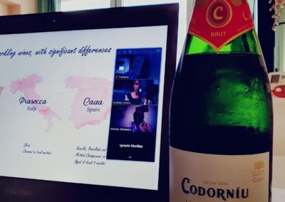 Colman Coyle invites you to attend last wine tasting session hosted by Spanish Chamber of Commerce & Raventós Codorníu