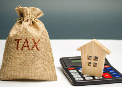 Inheritance Tax Burden on London and South East