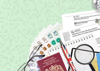 Overseas companies – new Companies House filing requirements