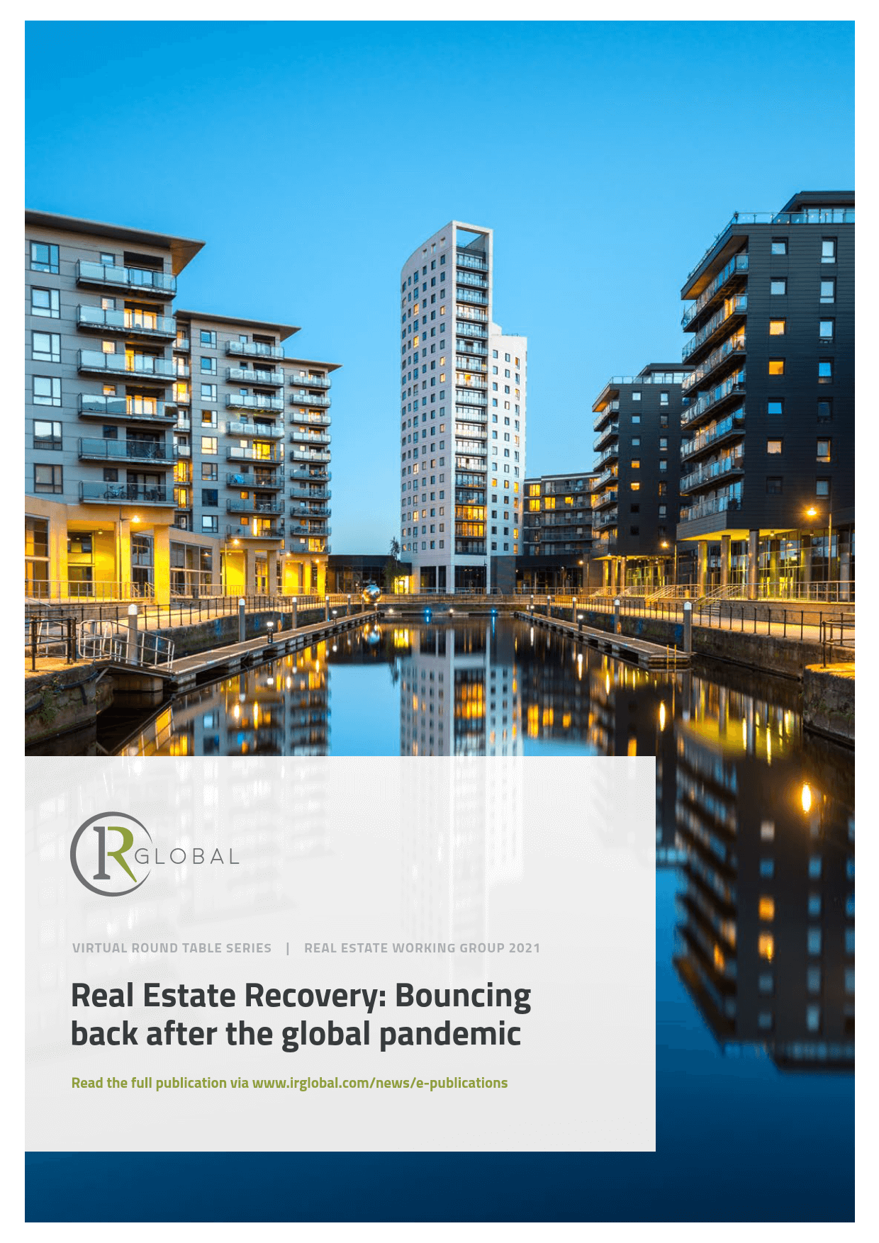 IR Global Real Estate Recovery 1