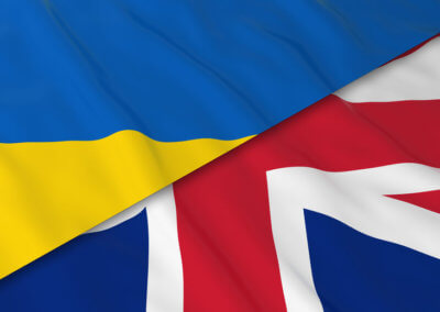 Colman Coyle attends English Law day in Ukraine Virtual Event organised by The Law Society of England and Wales