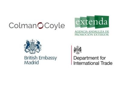 Ignacio Morillas-Paredes guest speaker on Extenda discussing business investment in the UK